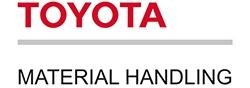 Logo referentie toyota material handling